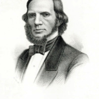 Portrait of Andews Breed, Mayor of Lynn, 1855