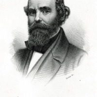 Portrait of George Hood, Mayor of Lynn, 1850-1851