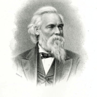 Portrait of William F. Johnson, Mayor of Lynn, 1858