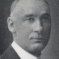 Portrait of J. Fred Manning, Mayor of Lynn, 1930-1939