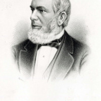 Portrait of Thomas P. Richardson, Mayor of Lynn, 1854