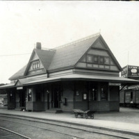 Lynn Common Station, Saugers Branch