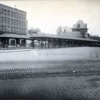 Lynn Station, Central Square, Boston & Maine Railroad