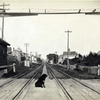 Eastern Railroad at Shepard Street, Lynn