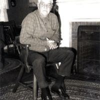 Lynnfield reminiscences/town affairs & sports: Harry Higgins