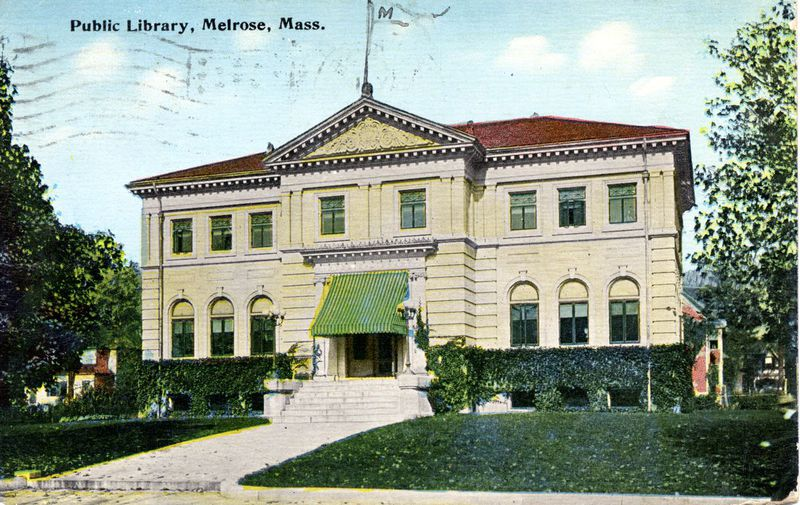 Public Library, Melrose, Mass.