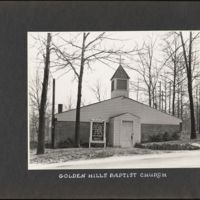 Golden Hills Baptist Church