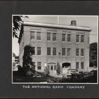 The National Radio Company