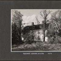 Thomas Lynde House, 1670