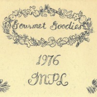 Gourmet goodies 1976 MPL