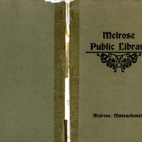 The Melrose Public Library