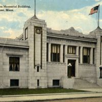 Soldiers and Sailors Memorial Building, Melrose, Mass.