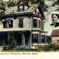 The Mary A. Livermore Residence, Melrose, Mass.