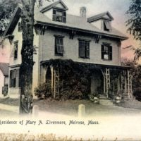 Residence of Mary A. Livermore, Melrose, Mass.