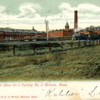 Boston Rubber Shoes Co.'s, factory no. 2, Melrose, Mass.