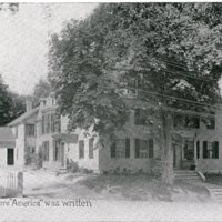 "America House where ""America"" was written"