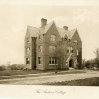 Andover Cottage: a Formal Portrait