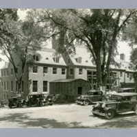 Andover Inn and Period Autos