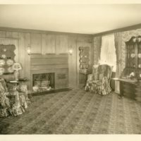 The Andover Inn's Upstairs Sitting Room