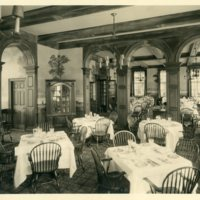 The Andover Inn's Dining Room