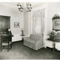 The Andover Inn's Writing Room