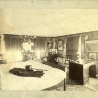 Blanchard House 1880's Interior