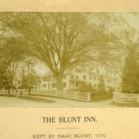 Blunt Tavern in the 1890's