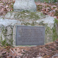 Cochran Bird Sanctuary Class of 1943 Memorial