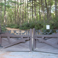 Cochran Bird Sanctuary Gate