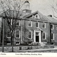 Town office building, Reading, Mass.