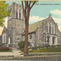 First Congregational Church, Reading, Mass.