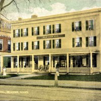 Elmwood Hotel, Reading, Mass.