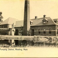 Pumping station, Reading, Mass.