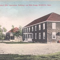 Bay State Military Rifle Association  buildings and rifle range, Reading, Mass.