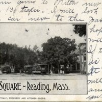 The Square, Reading, MA
