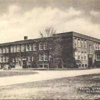 Pearl Street School, Reading, Mass.