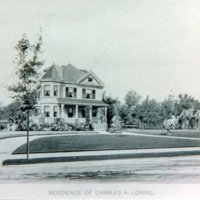 Residence of Charles A. Loring