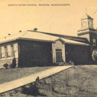 Joshua Eaton School, Reading, Massachusetts