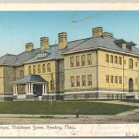 Highland School,  Middlesex Avenue, Reading, Mass.