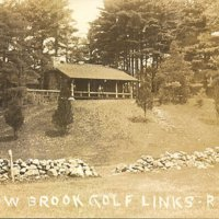 The Meadowbrook golf links, Reading, Mass.