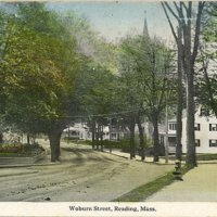 Woburn Street, Reading, Mass.