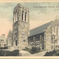 Congregational Church, Reading, Mass.