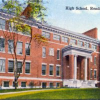 High School, Reading, Mass.