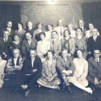 [Reading High School class of 1904 25th reunion]