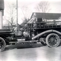 1914 Knox pumper