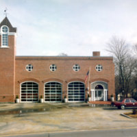 Main Street Fire Station