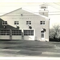 West side fire station no. 2