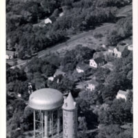 Auburn Street water towers