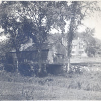 Home of Lieutenant Loea and Annie (Bancroft) Parker