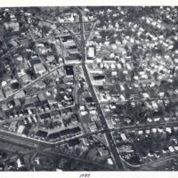 1985 aerial view [Reading, Mass.]